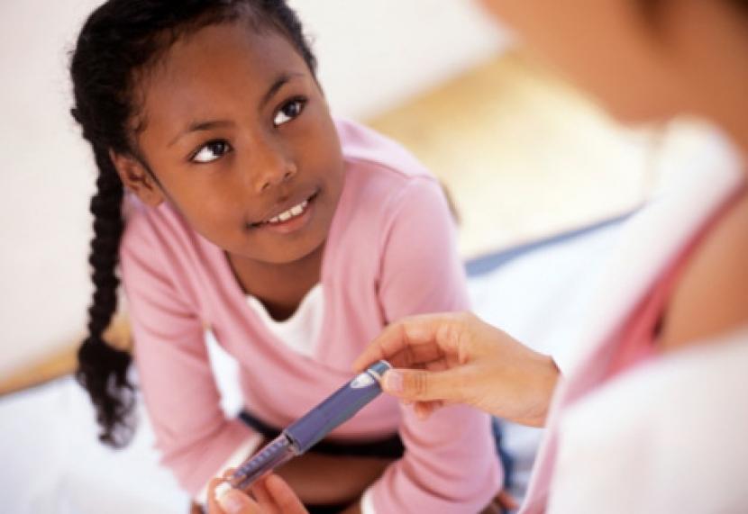 Второй тип диабета у ребенка