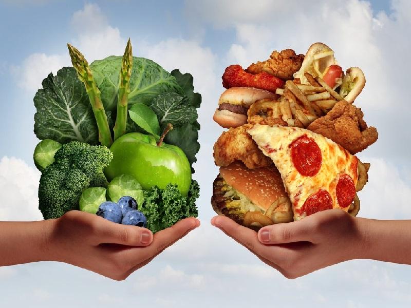 Болезни, которые возникают из-за неправильного питания