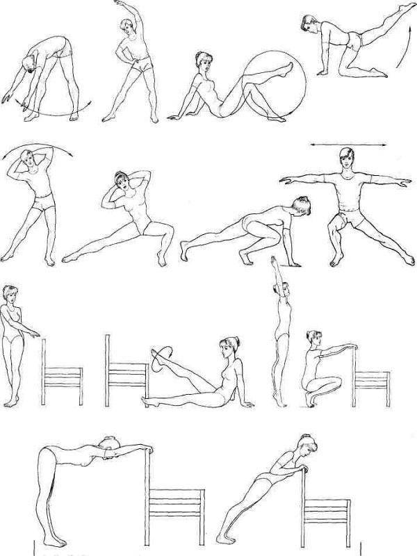 Физические упражнения при диабете