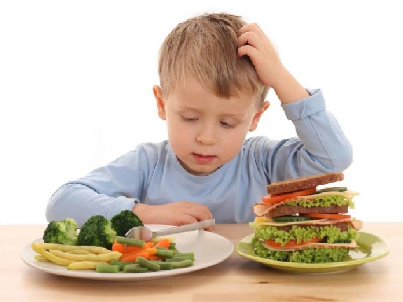 Питание ребенка в 4 года при избыточном сахаре в крови