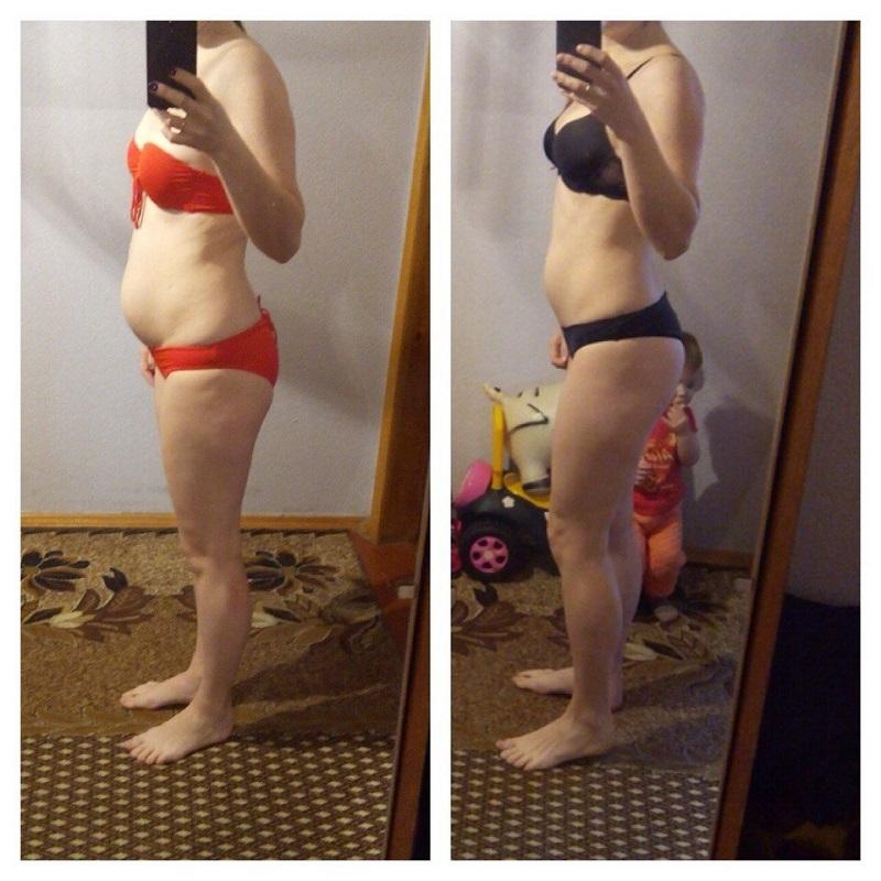 Как быстро похудеть на 5 килограмм с живота и бедер за месяц